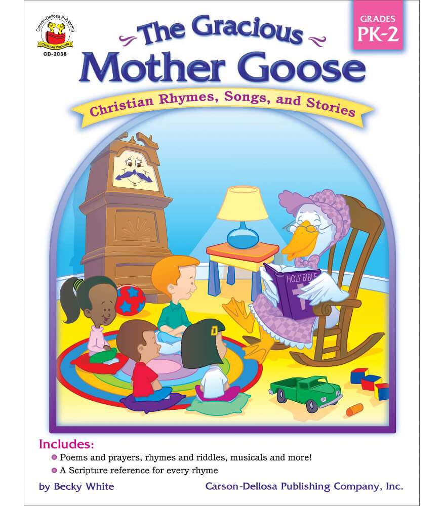 The Gracious Mother Goose Resource Book Product Image