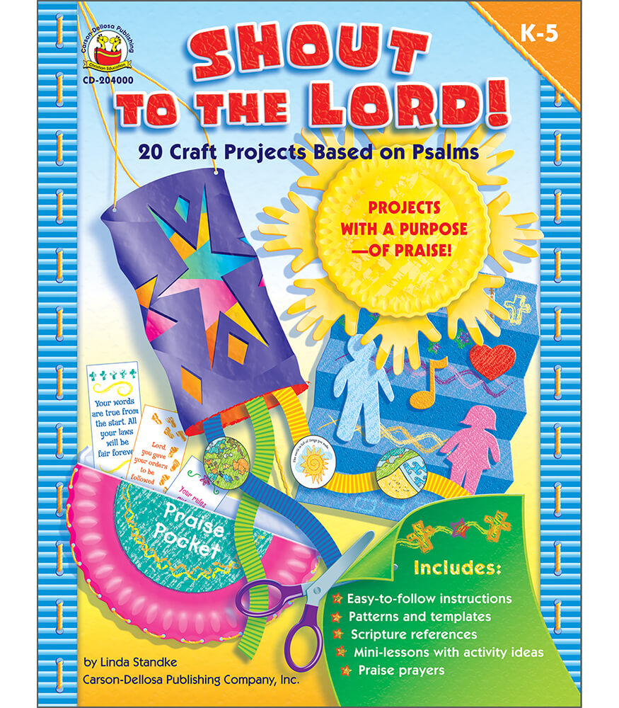 Shout to the Lord! Resource Book Product Image