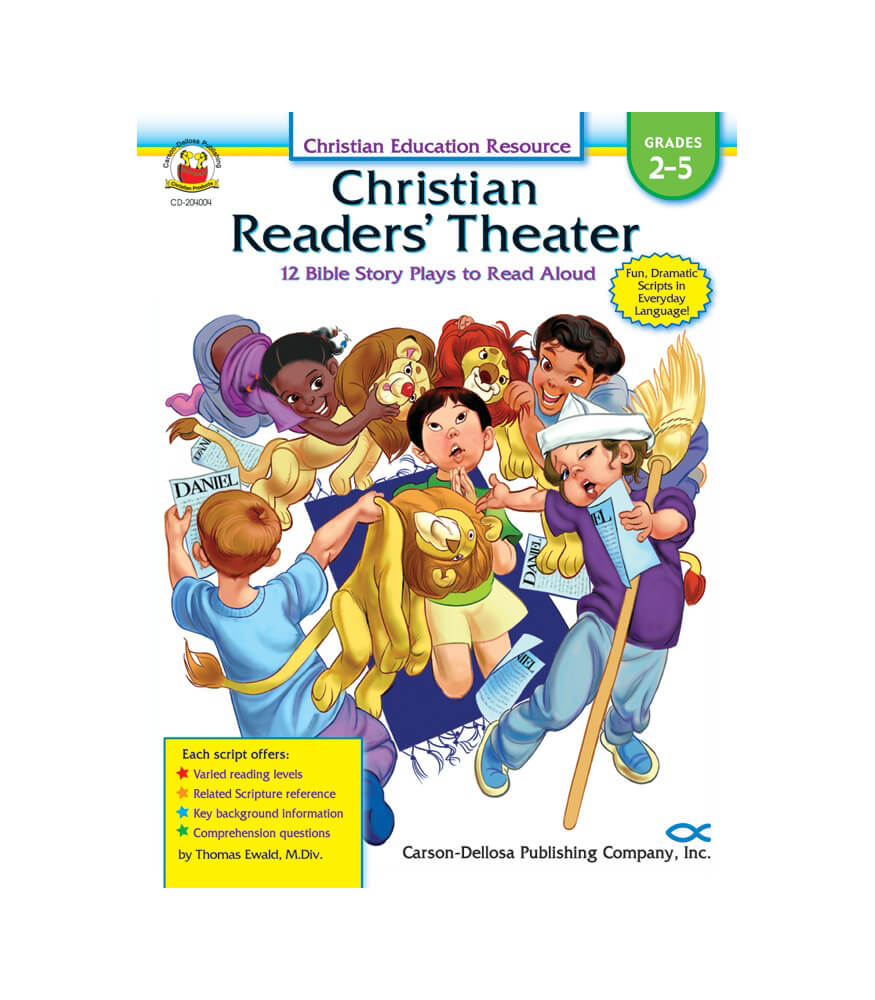 Christian Readers' Theater Resource Book Product Image