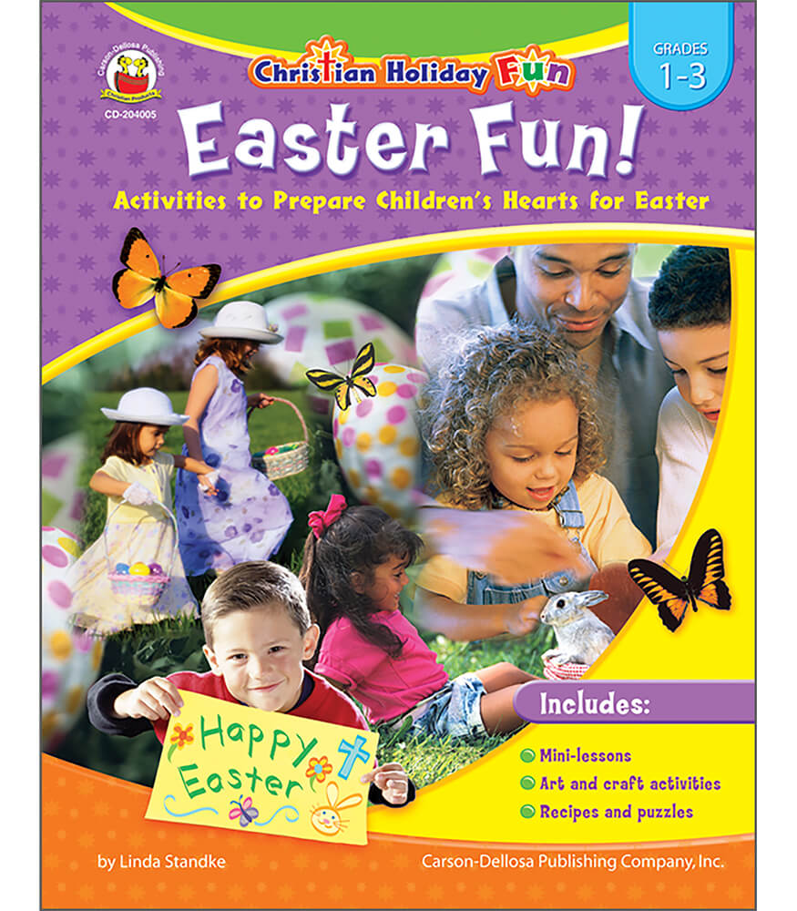 Easter Fun! Resource Book Product Image