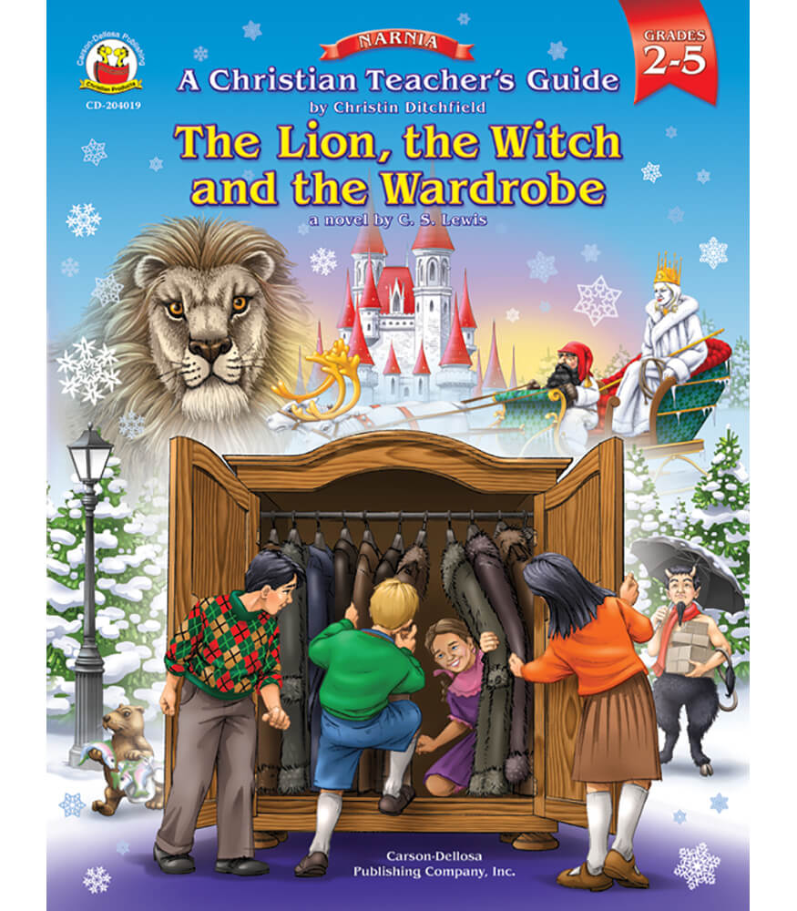 A Christian Teacher's Guide to The Lion, the Witch and the Wardrobe Resource Book Product Image