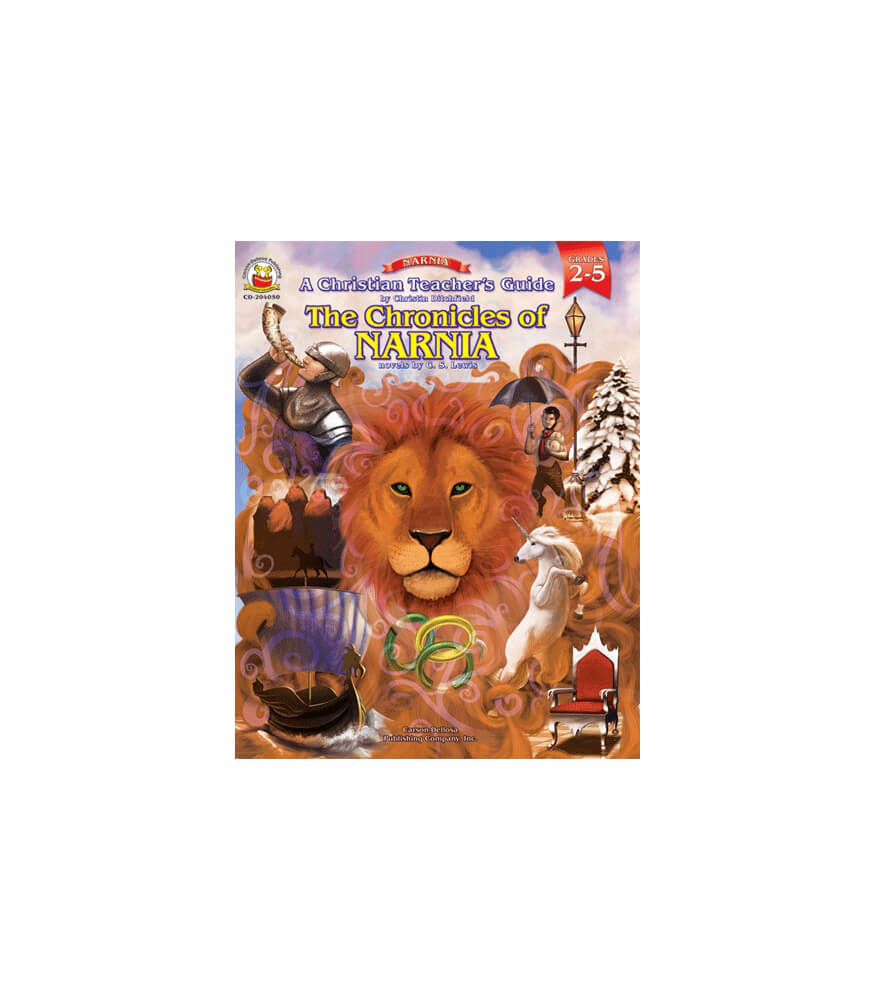 A Christian Teacher's Guide to the Chronicles of Narnia Resource Book Product Image