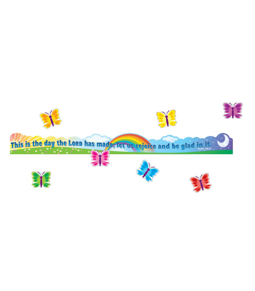 This Is the Day Mini Bulletin Board Set Product Image