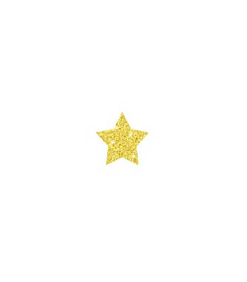 Stars, Gold Chart Seals Product Image