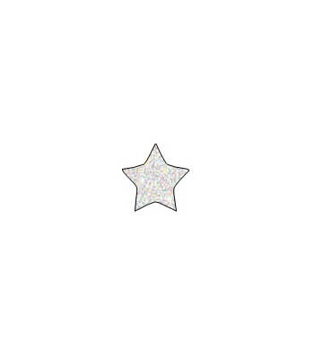 Stars, Silver Chart Seals Product Image