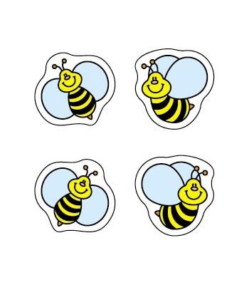 Bees Chart Seals Product Image
