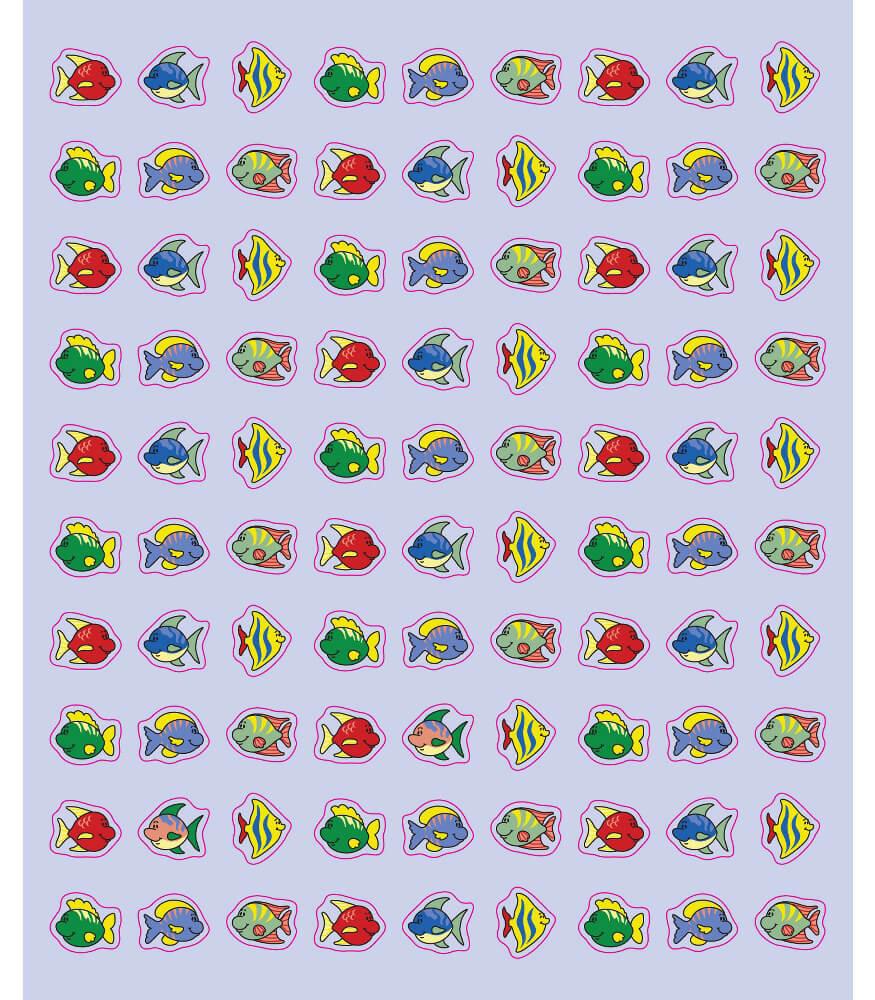 Fish Chart Seals Product Image