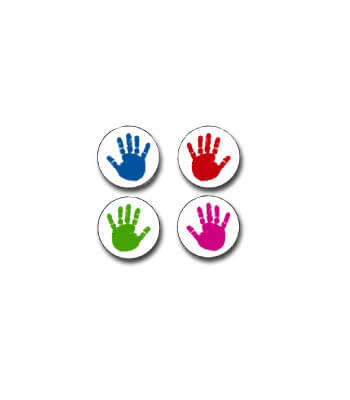 Handprints Chart Seals Product Image