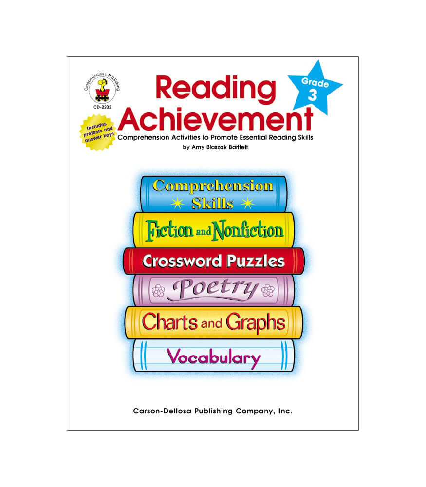 Reading Achievement Resource Book Product Image