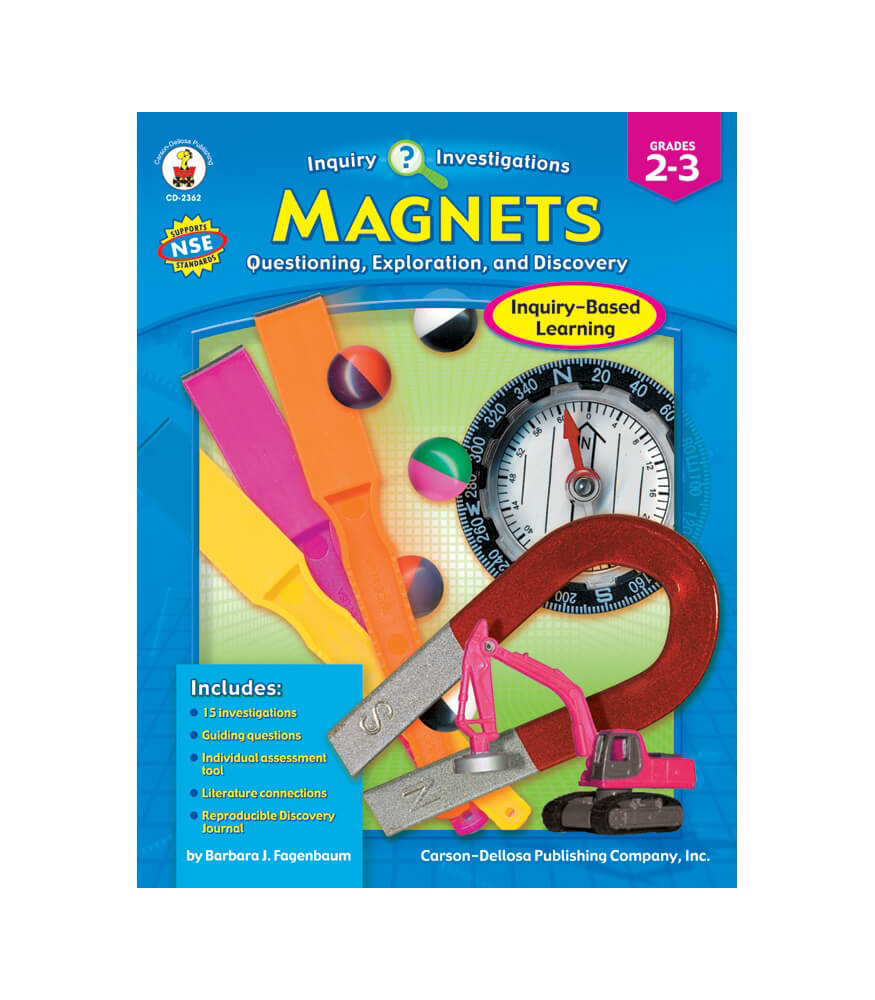 Magnets Resource Book Product Image