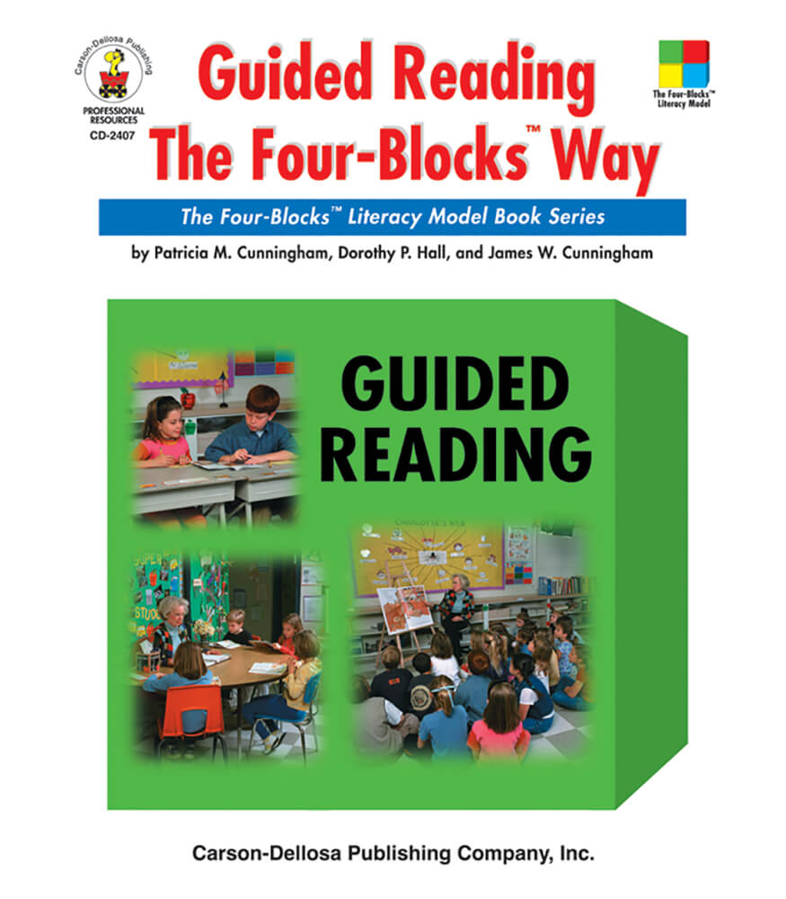 Guided Reading the Four-Blocks® Way Resource Book Product Image