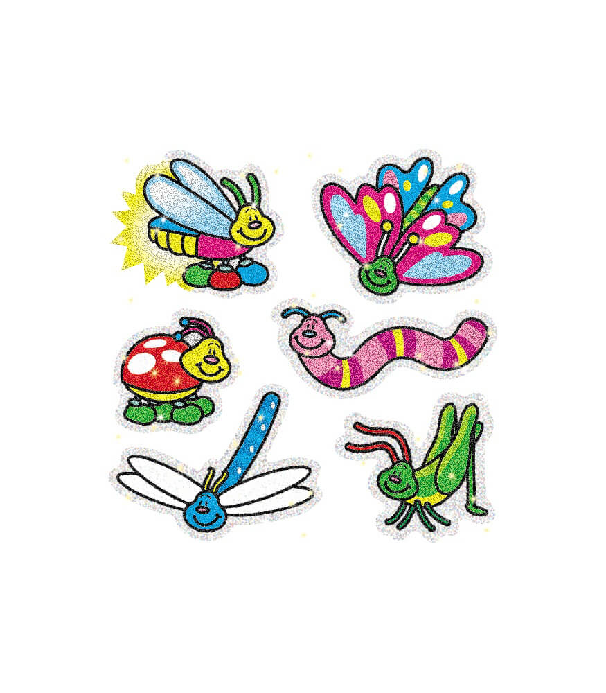 Bugs Dazzle™ Stickers Product Image