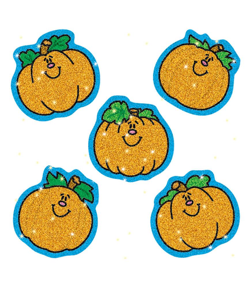 Pumpkins Dazzle™ Stickers Product Image