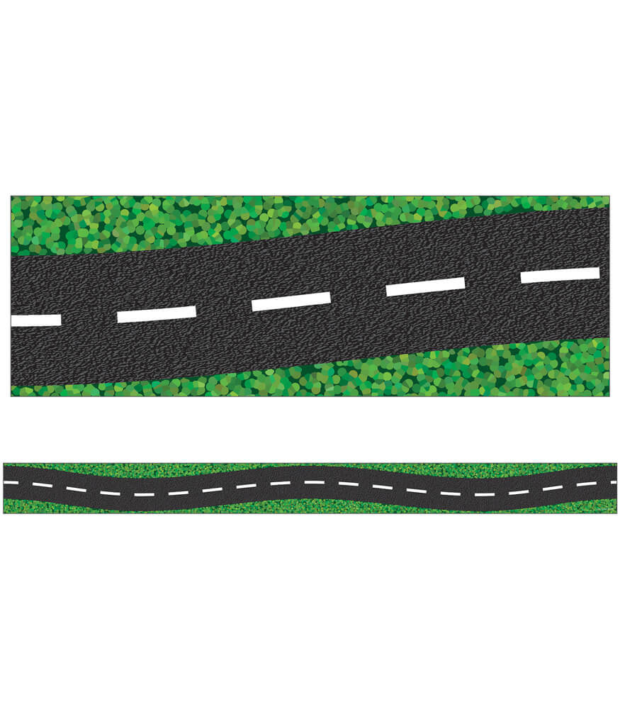 3 inch Road Straight Borders Product Image