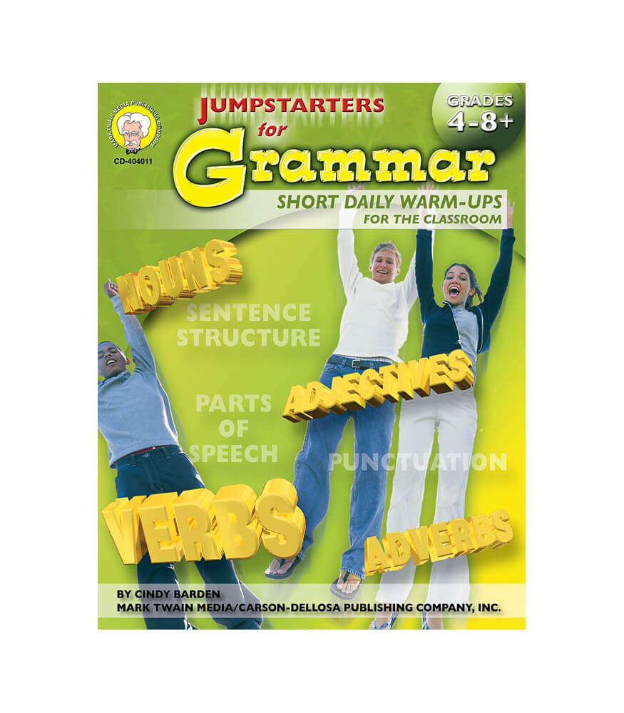 Jumpstarters for Grammar Resource Book Product Image