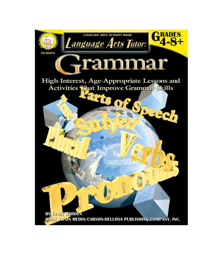 Language Arts Tutor: Grammar Resource Book Product Image