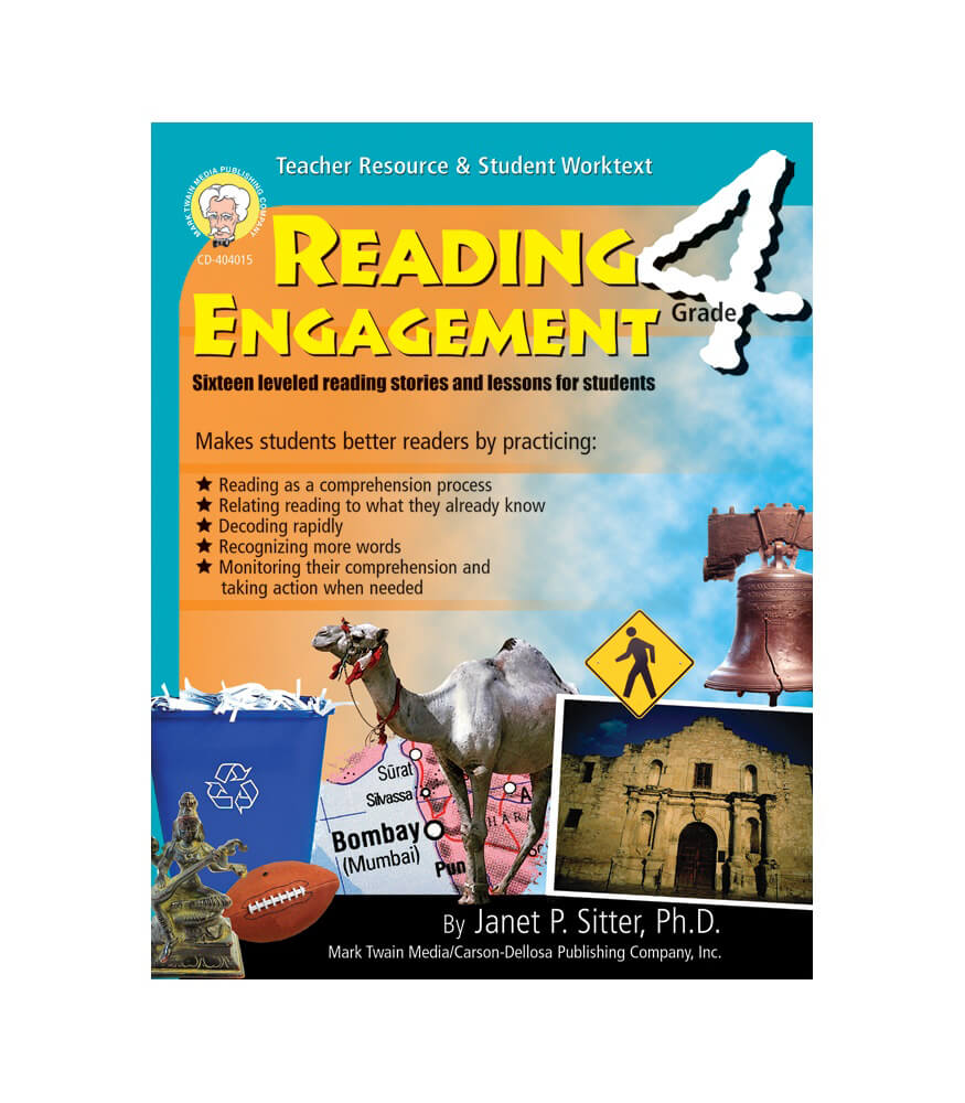 Reading Engagement Resource Book Product Image