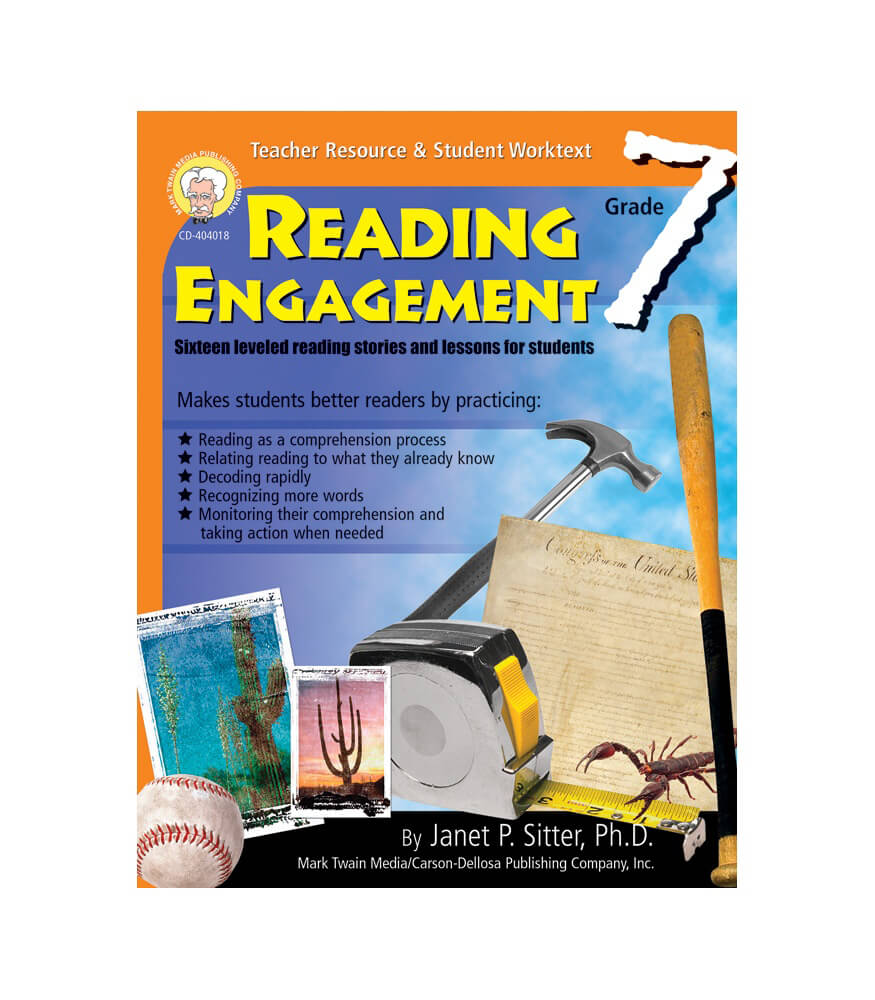 Reading Engagement Resource Book
