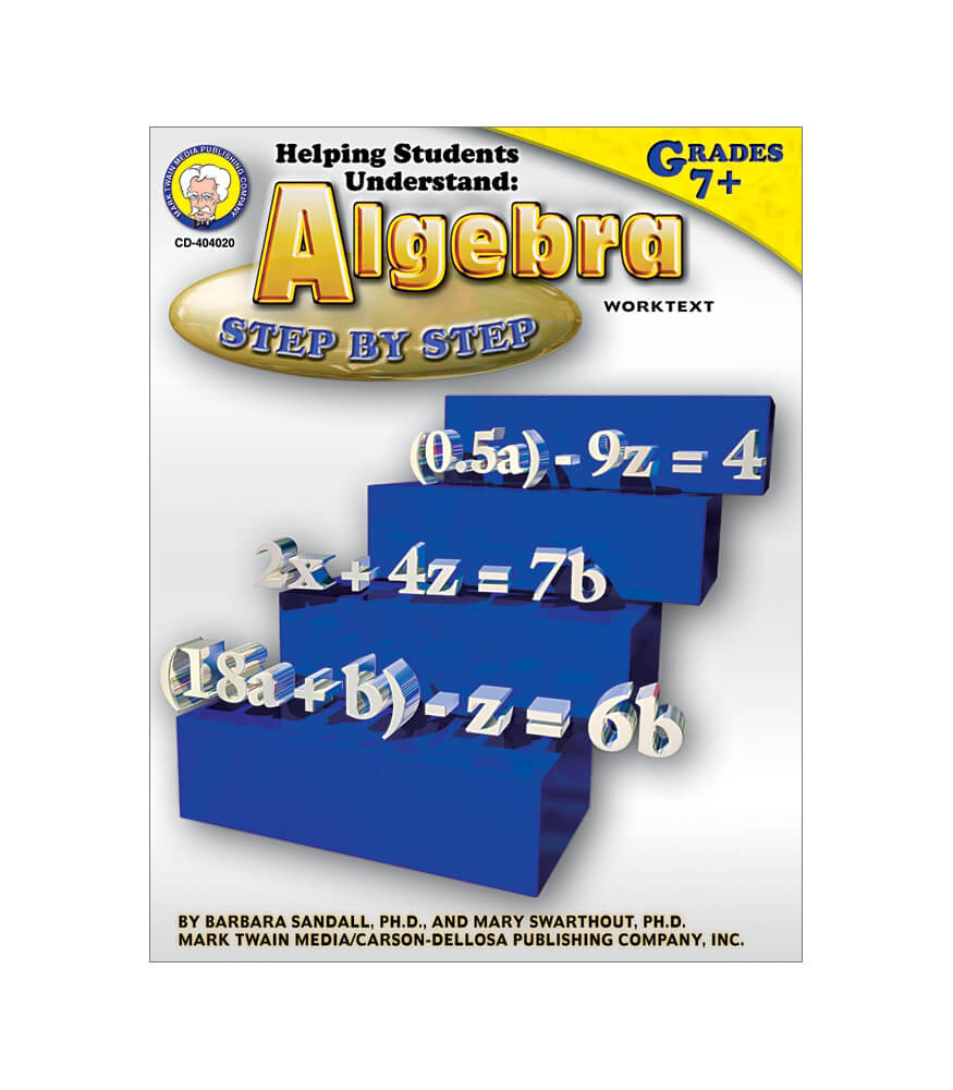 Helping Students Understand Algebra Resource Book Product Image