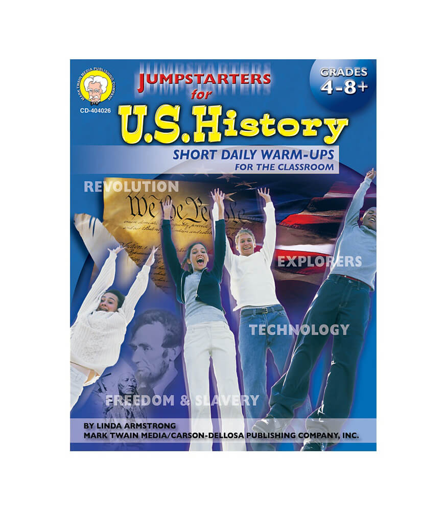 Jumpstarters for U.S. History Resource Book Product Image