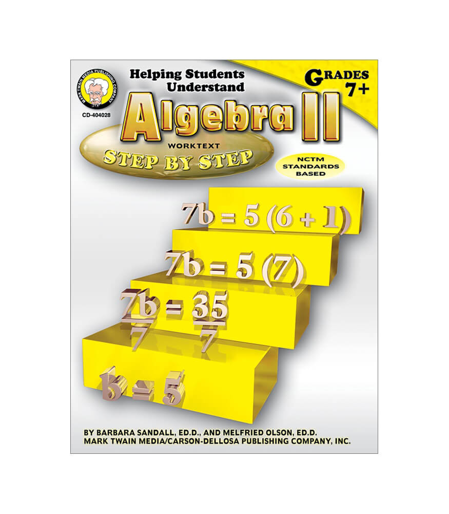 Helping Students Understand Algebra II Resource Book Product Image