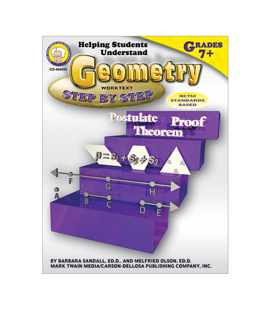 Helping Students Understand Geometry Resource Book Product Image