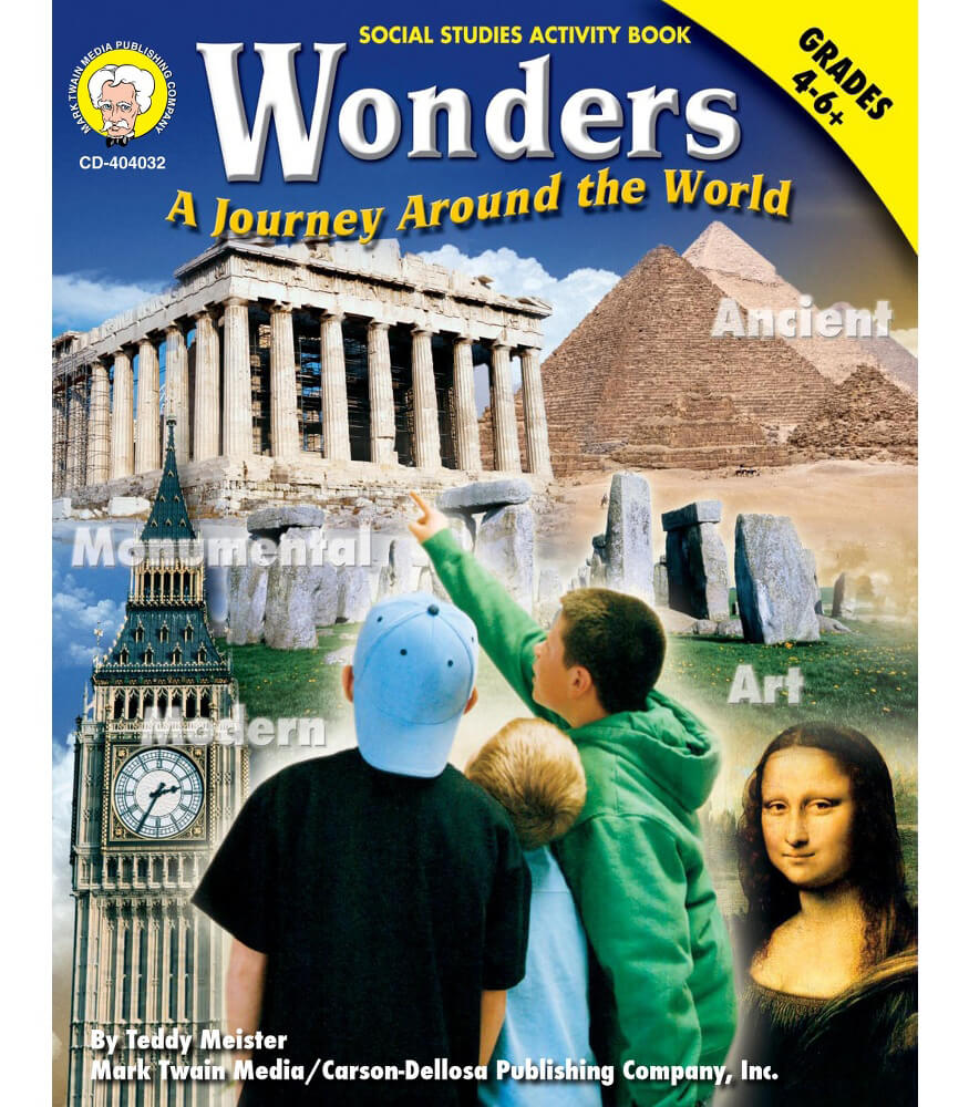 Wonders Resource Book Product Image