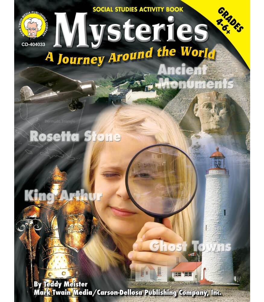 Mysteries: A Journey Around the World Resource Book Product Image