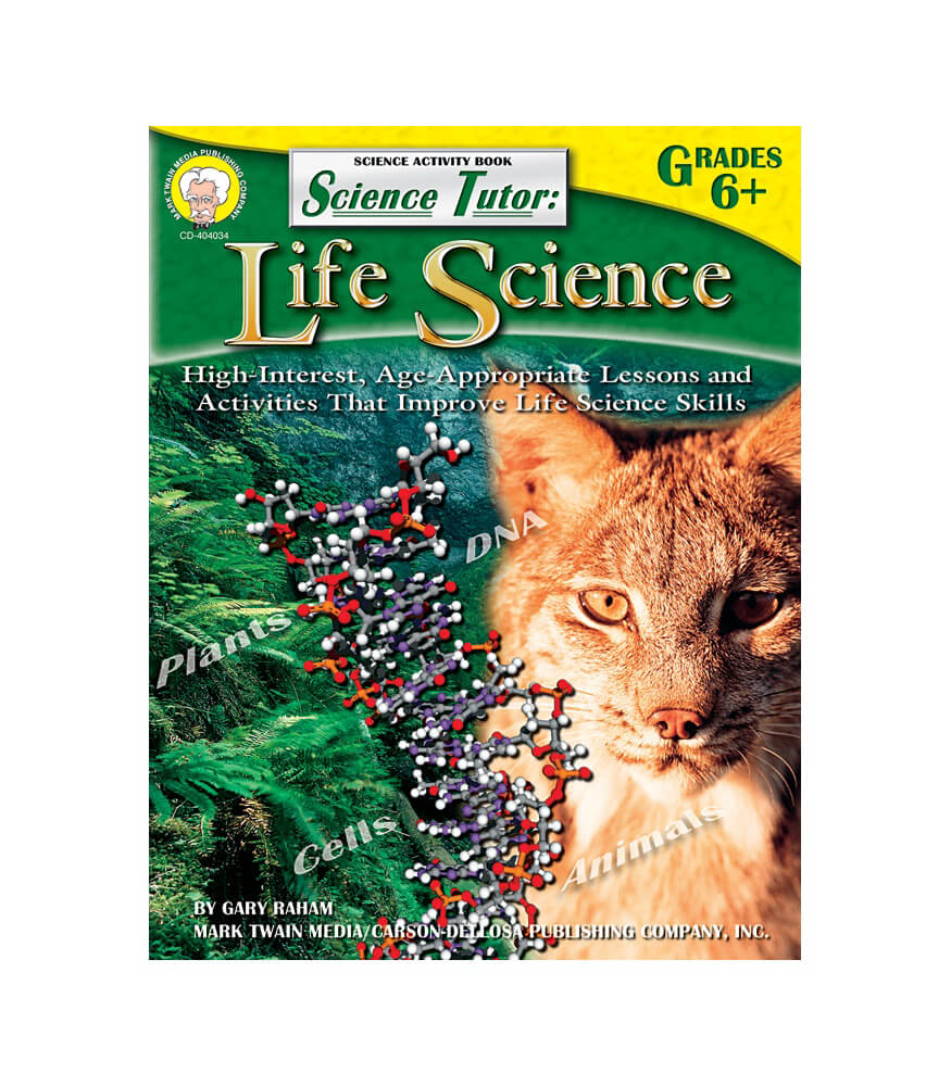 Life Science Resource Book Product Image
