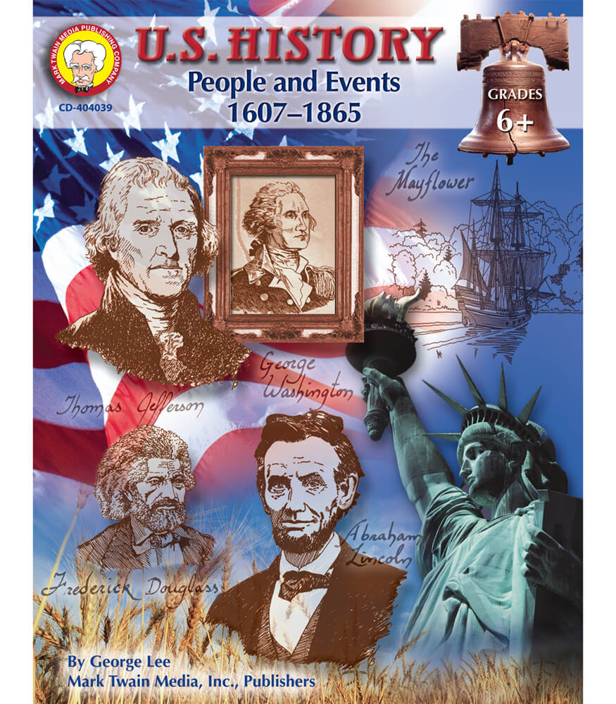U.S. History Resource Book Product Image