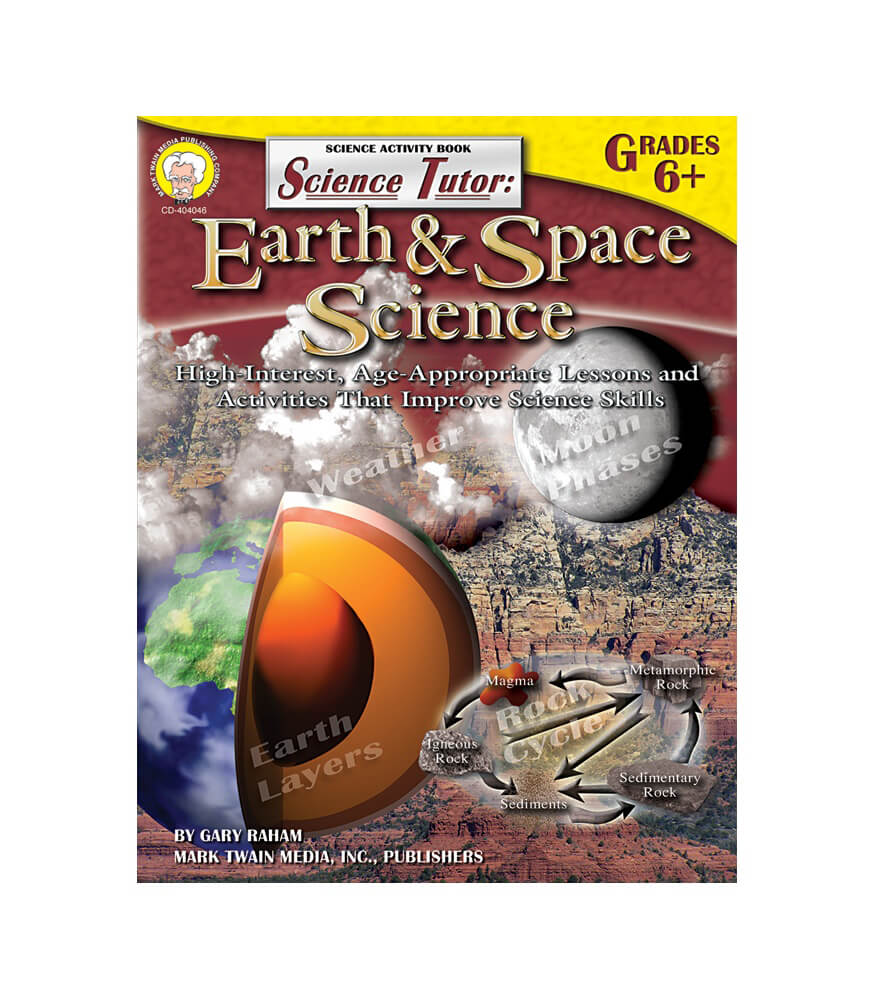 Science Tutor Resource Book Product Image