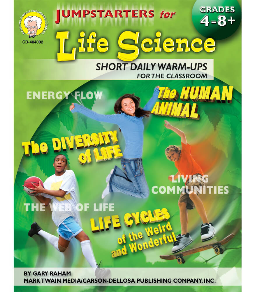 Jumpstarters for Life Science Resource Book Product Image