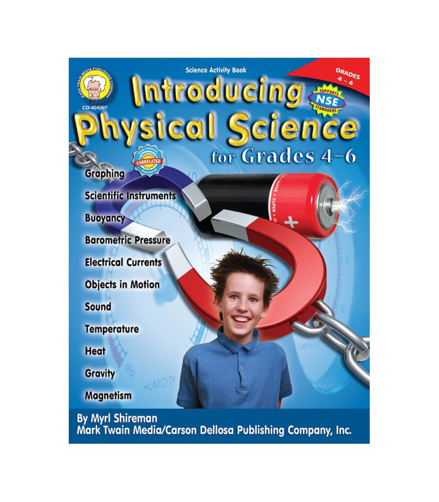 Introducing Physical Science Resource Book Product Image