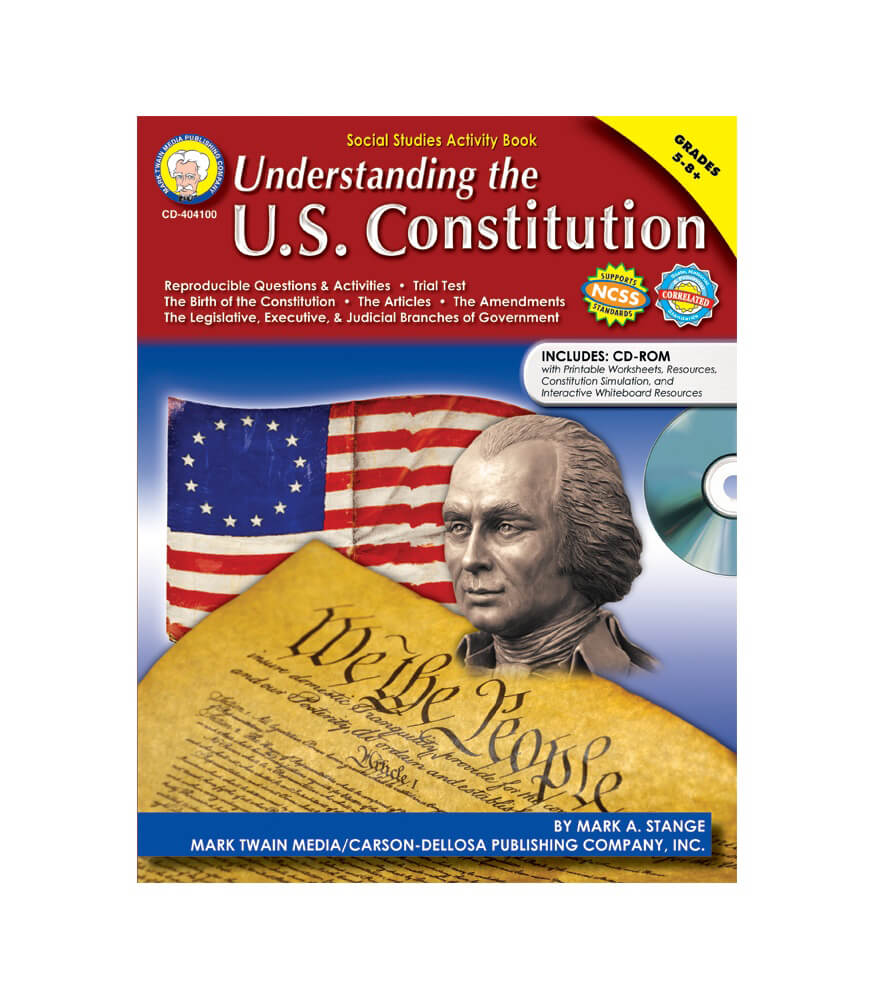 Understanding the U.S. Constitution Resource Book Product Image