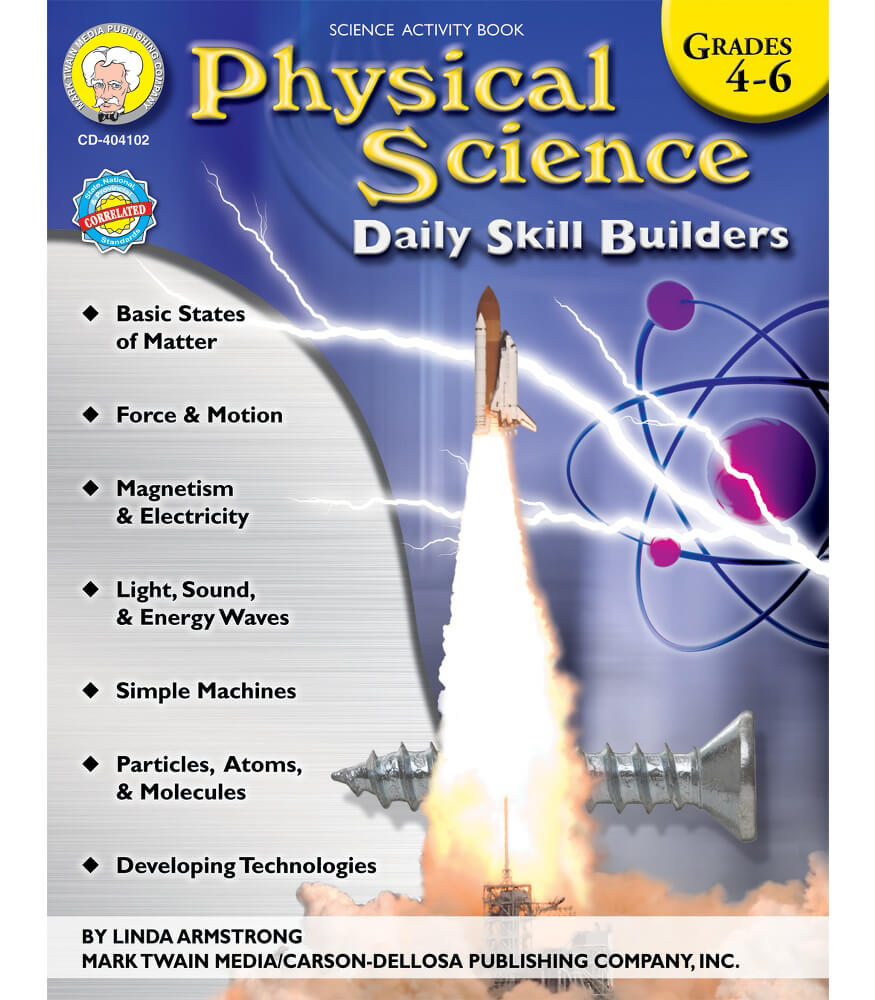 Physical Science Resource Book Product Image
