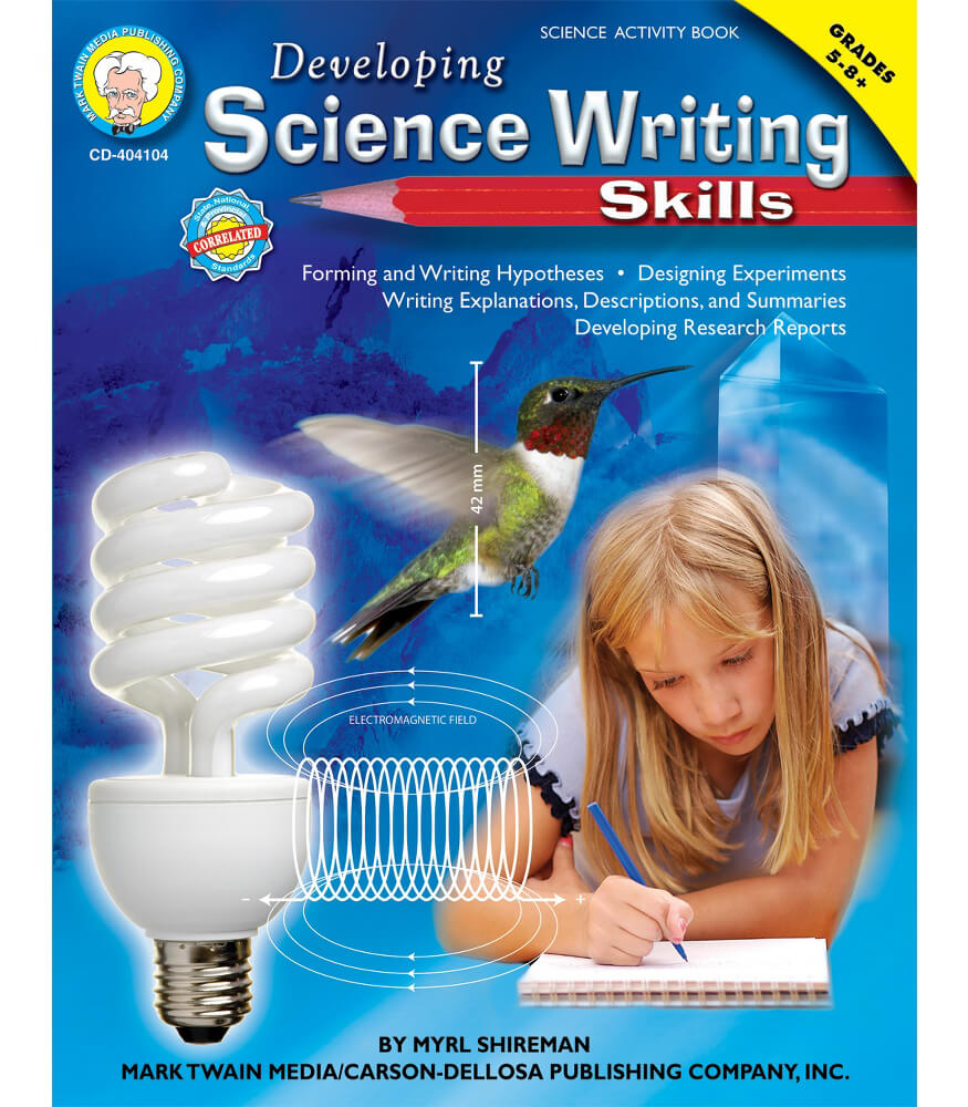Developing Science Writing Skills Resource Book Product Image