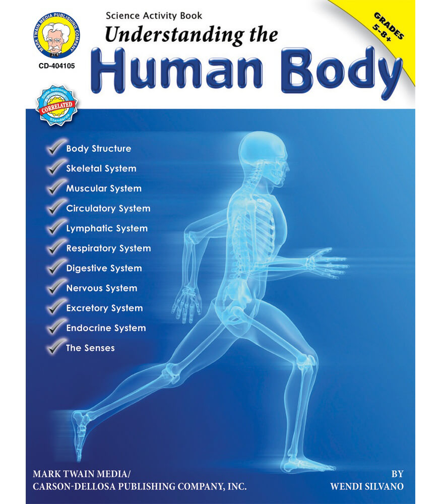Understanding the Human Body Resource Book Product Image