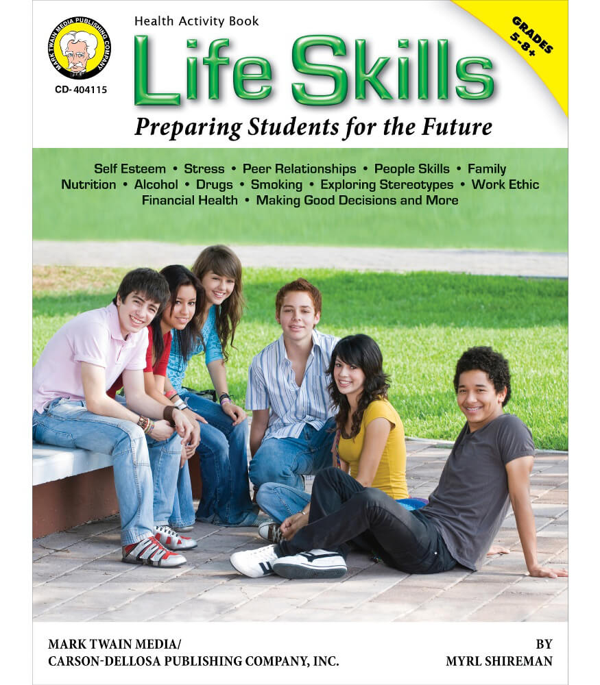 Life Skills Resource Book Product Image