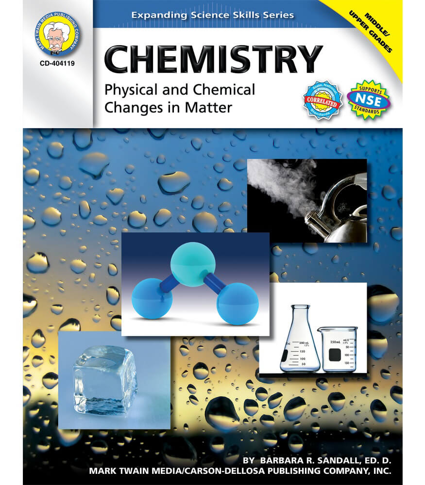 Chemistry Resource Book Product Image