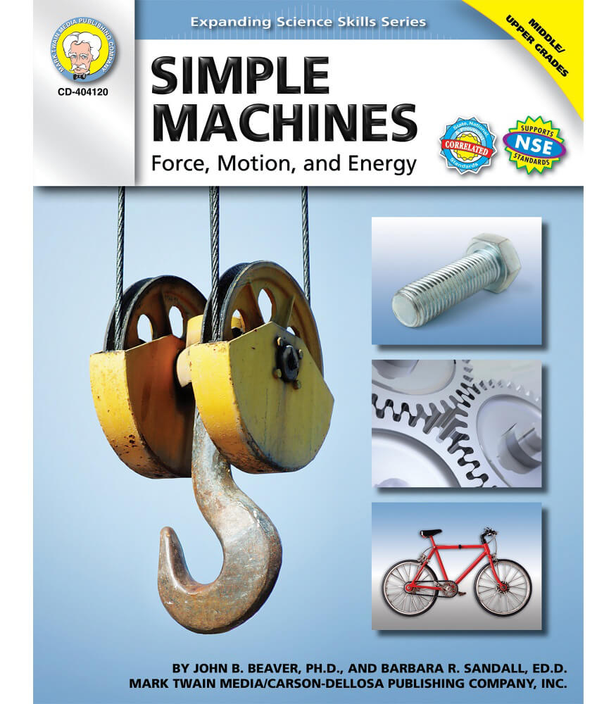 Simple Machines Resource Book Product Image