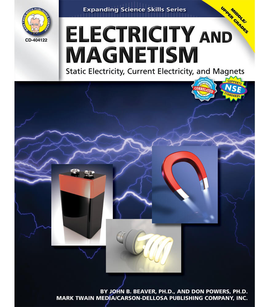 Electricity and Magnetism Resource Book Grade 6 12