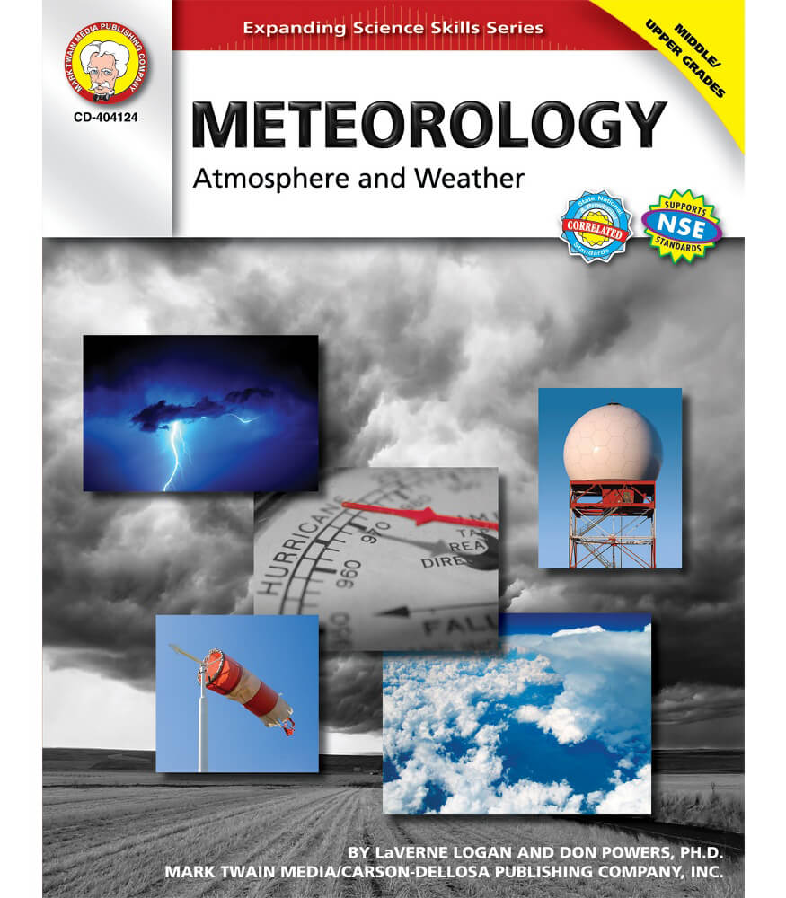 Meteorology Resource Book Product Image