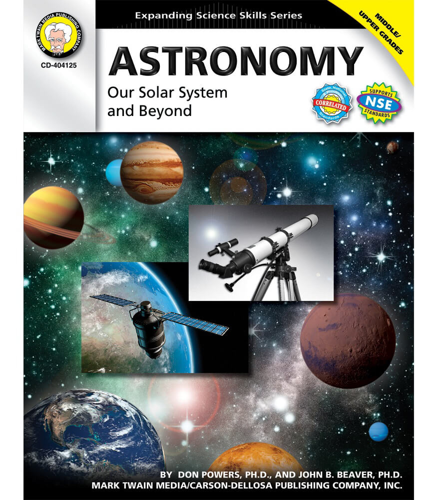 Astronomy Resource Book Product Image