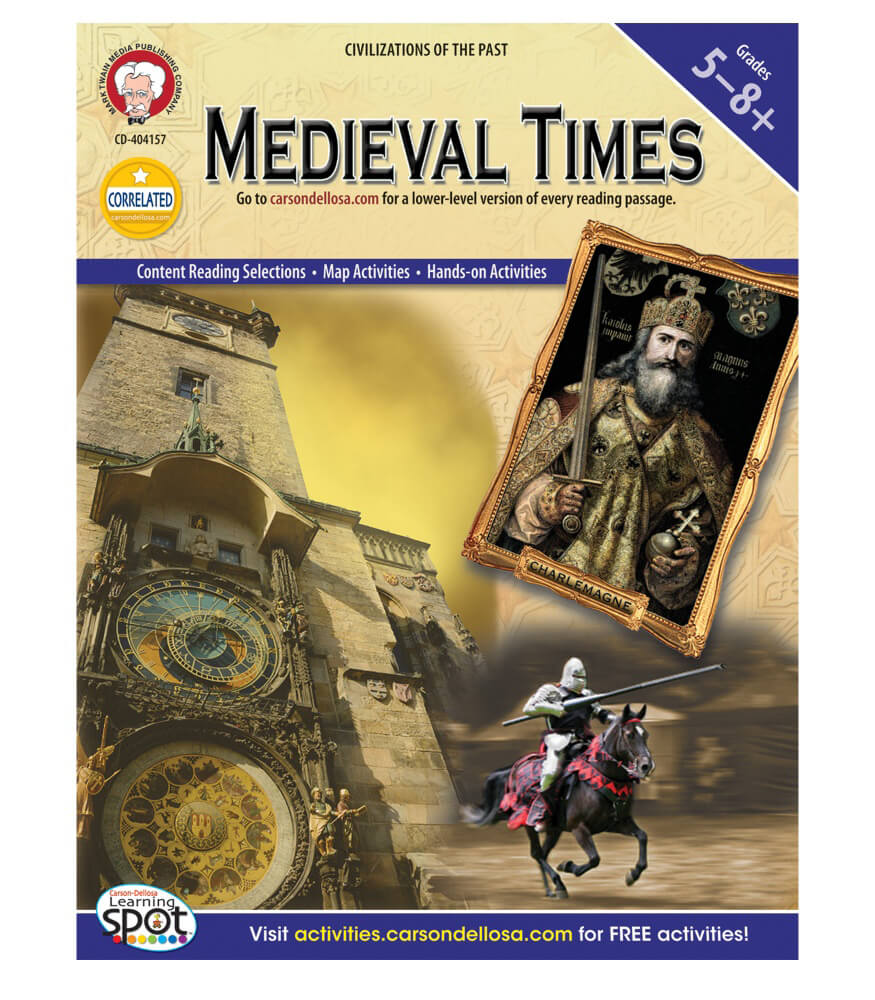 Medieval Times Resource Book Product Image