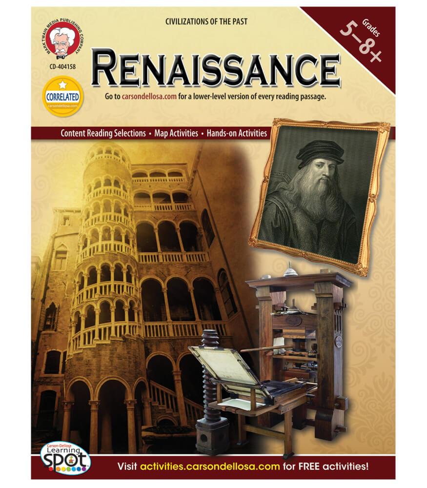 Renaissance Resource Book Product Image