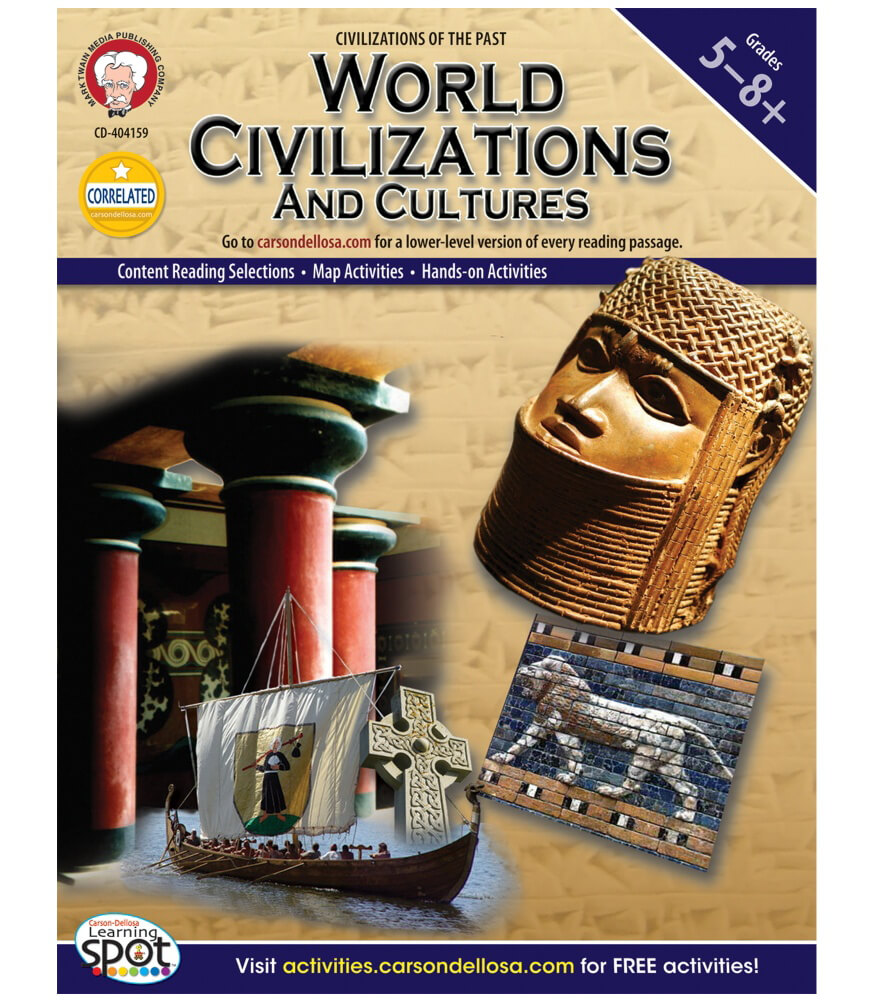 World Civilizations and Cultures Resource Book Product Image