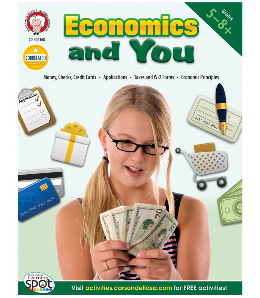 Economics and You Resource Book Product Image