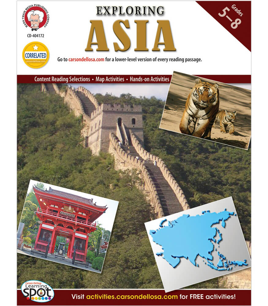 Exploring Asia Resource Book