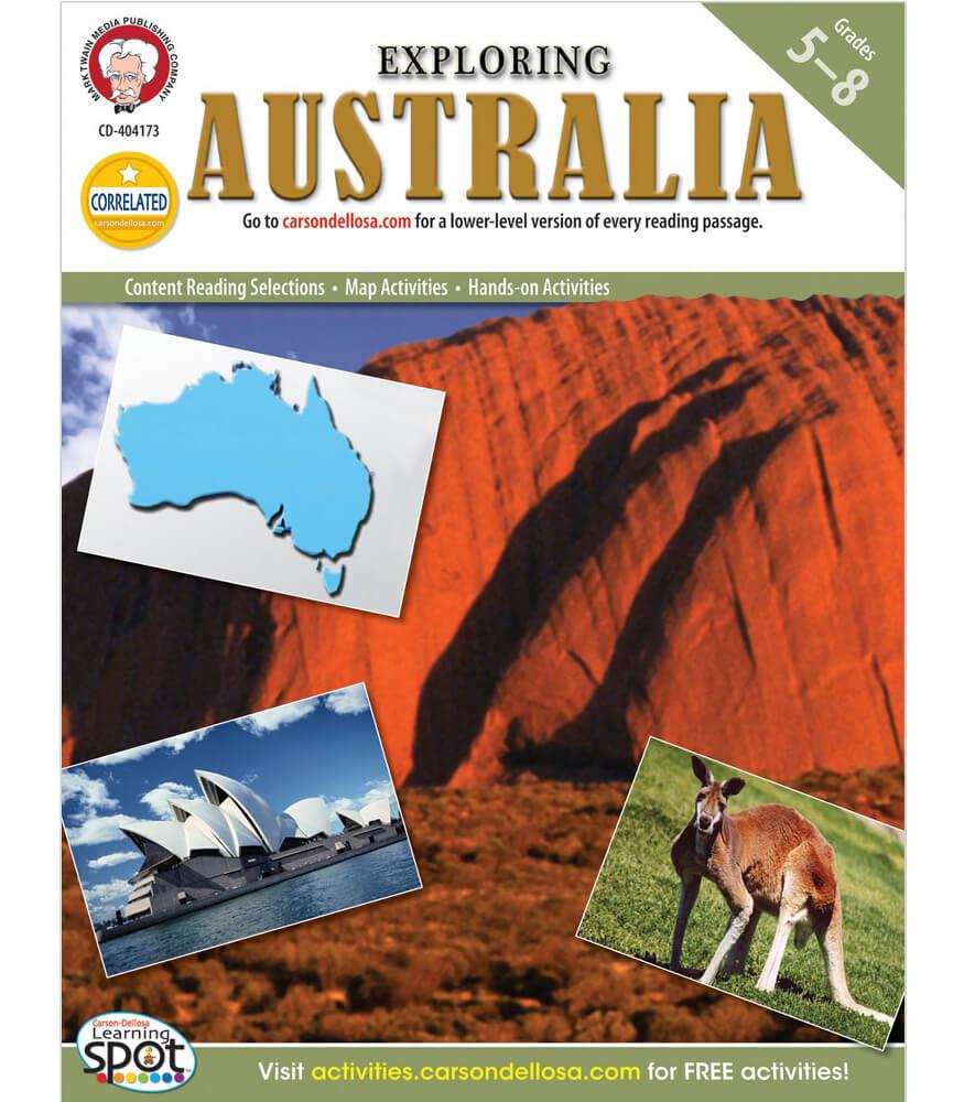 Exploring Australia Resource Book Product Image