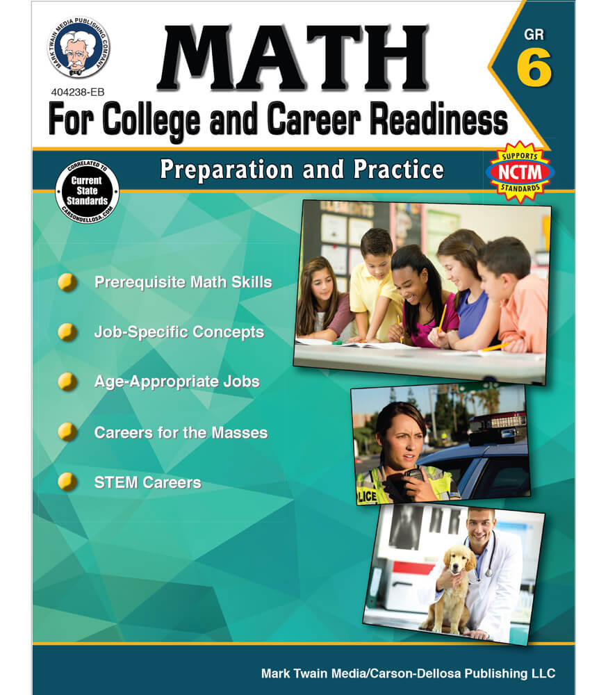 Math for College and Career Readiness Resource Book Product Image